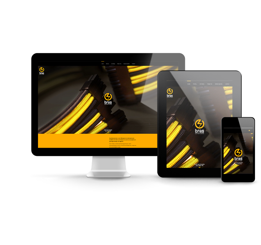 Webdesign: een responsive website is een must.